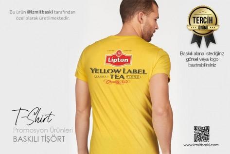 izmit-baskı-reklam-promosyon-izmit-baskılı-tişört-0-yaka-pamuklu-sarı-bay-bayan-tişört-baskı